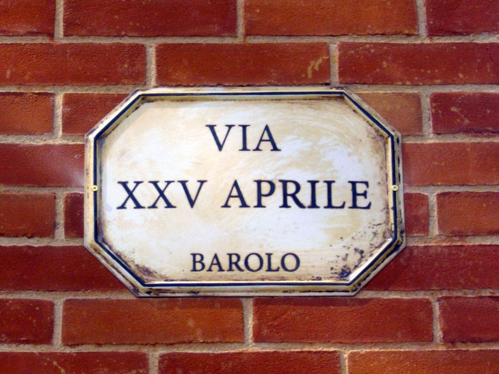 Borgogno Targa Viaria - Barolo