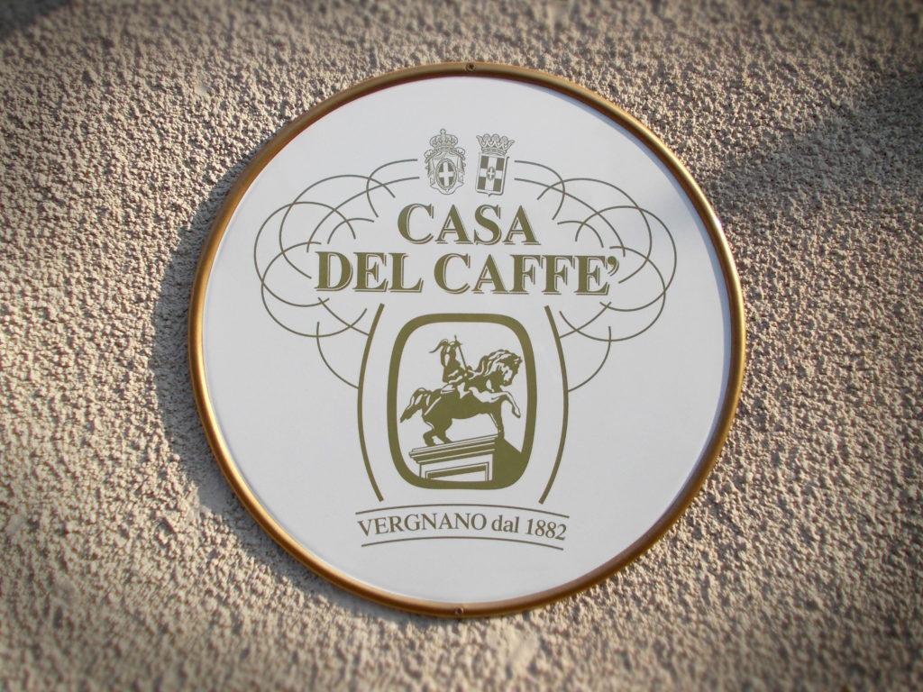 Casa del Caffè - Vergnano
