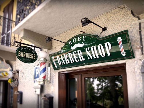 Roby Barber Shop